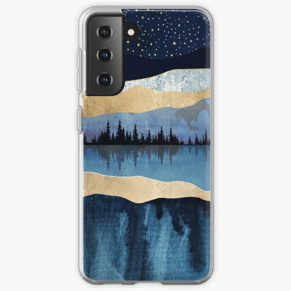 Midnight Lake Samsung Galaxy Soft Case