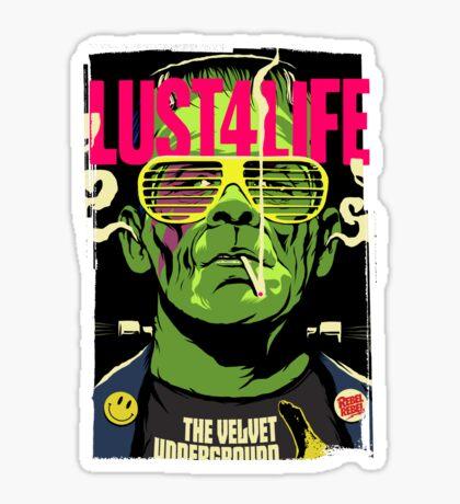 Lust4Life Sticker