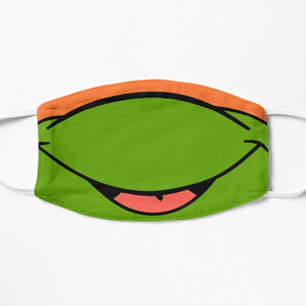 TMNT Michelangelo Face Mask Mask