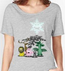 Winter is coming... Women's Relaxed Fit T-Shirt