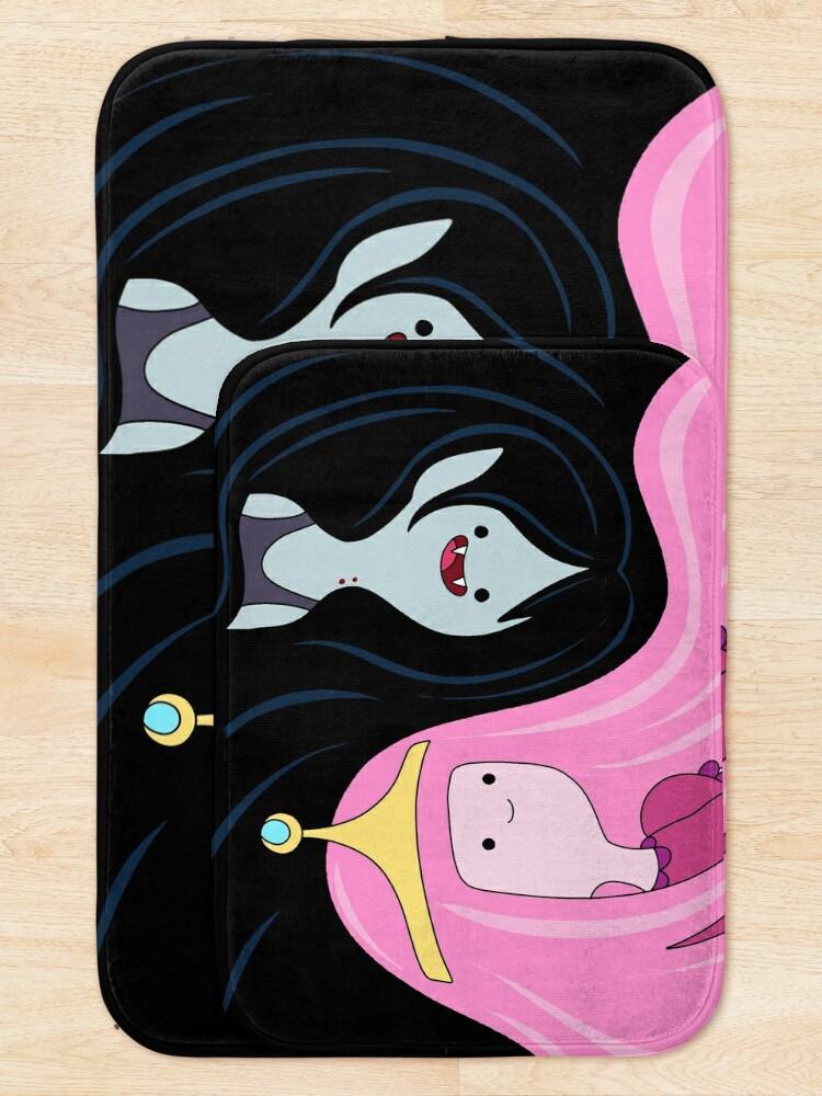 Alternate view of Princess Bubblegum and Marceline Bath Mat