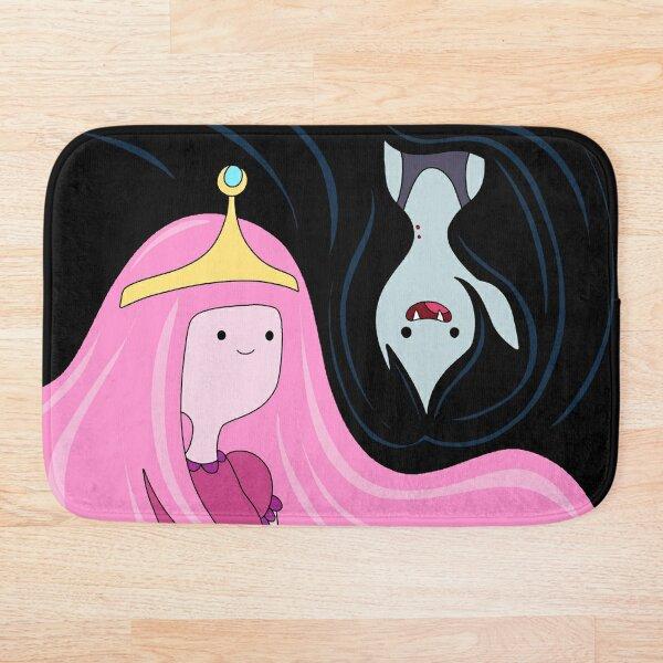 Princess Bubblegum and Marceline Bath Mat