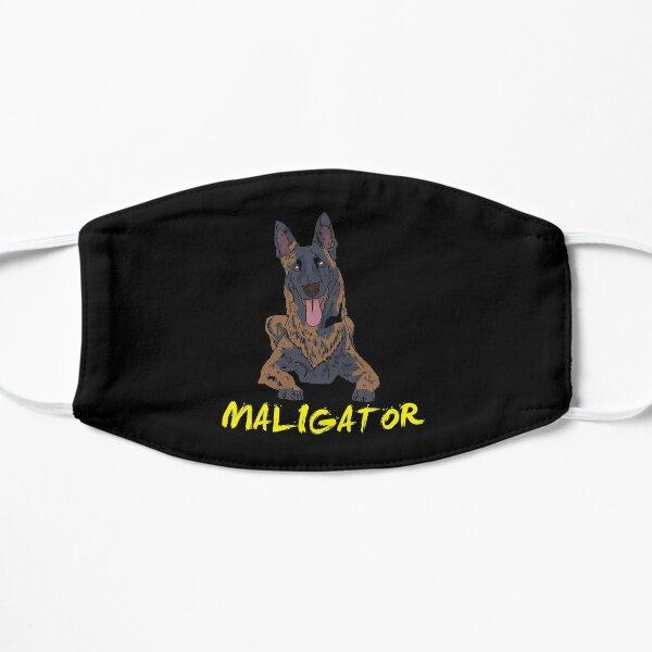 Maligator - Malinois Belgian Shepherd - Dog Owner Mask