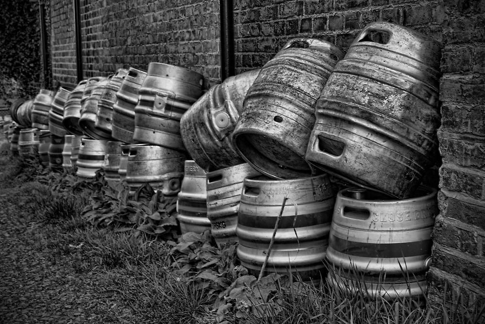 Kegs by Dave Godden