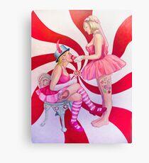 The Cupcake Canvas Print