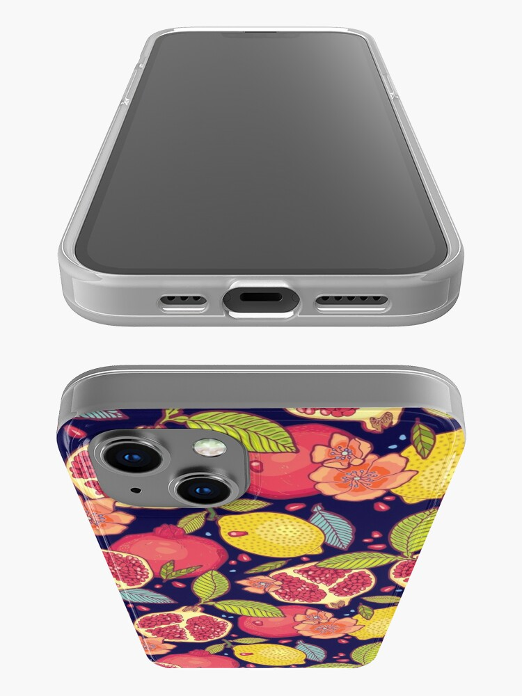 Alternate view of Mysterious tropical garden. iPhone Case