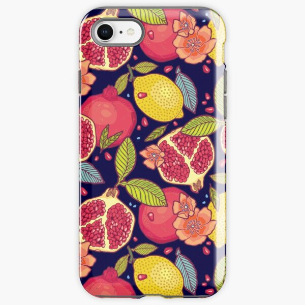 Mysterious tropical garden. iPhone Tough Case