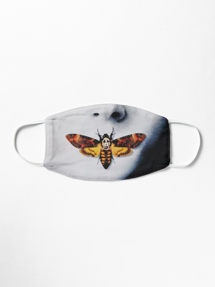 Alternate view of Silence Of The Lambs Face Mask Mask