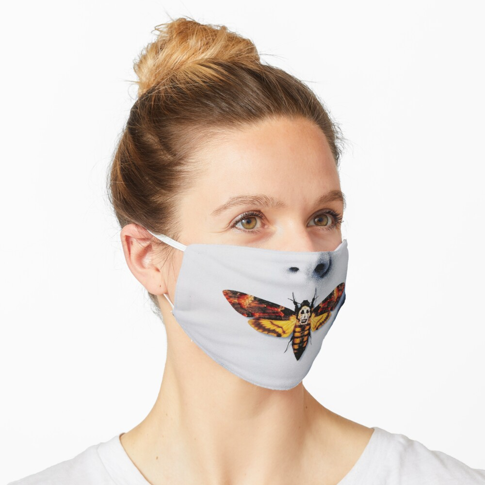 Silence Of The Lambs Face Mask Mask