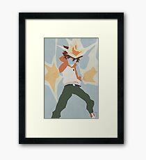 Tsunayoshi Framed Print