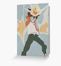 Tsunayoshi Greeting Card