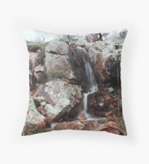 Watercourse Magic Throw Pillow