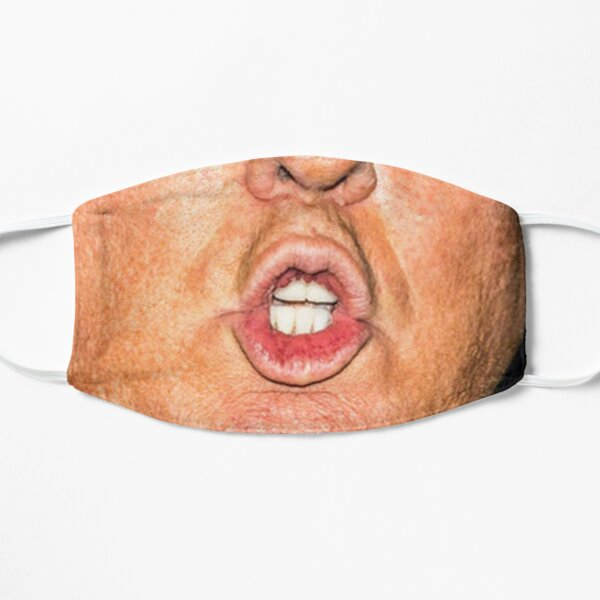 Donald Trump Facemask  Flat Mask