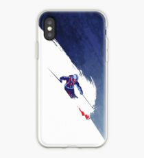 Powder to the People iPhone Case