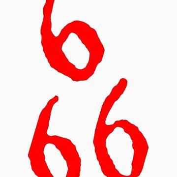 666 by MickRoyale666