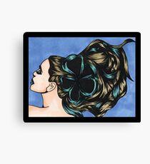 Florence - Coloured Canvas Print