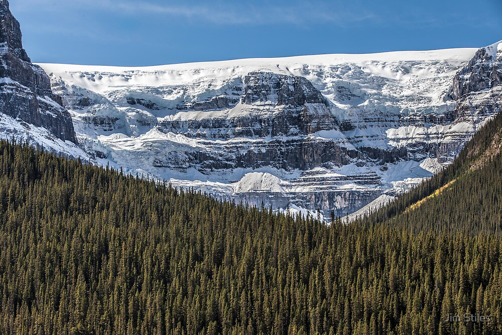 Columbia Icefield by Jim Stiles
