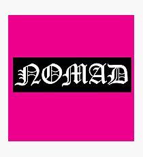 Nomad Photographic Print