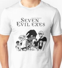 Seven Evil Exes T-Shirt