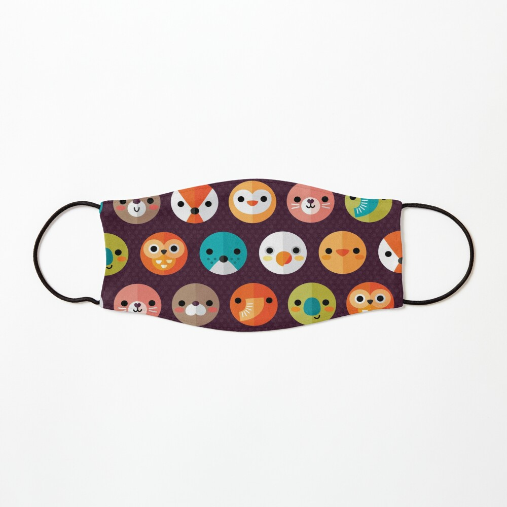 Smiley Faces Mask