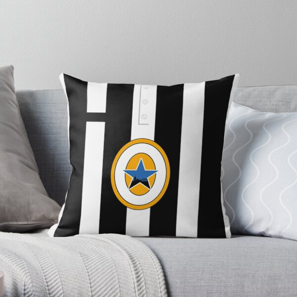 NUFC 95 -97 Home Shirt Pillow Throw Pillow