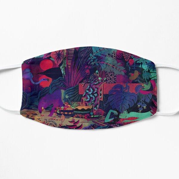 Glass Animals Flat Mask