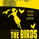 Alfred Hitchcock's The Birds by Alain Bossuyt