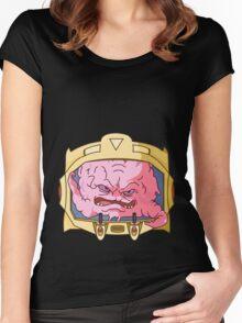 krang Women's Fitted Scoop T-Shirt