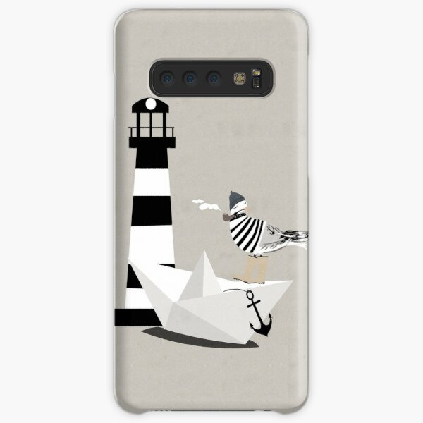 Fisher seagull Samsung Galaxy Snap Case