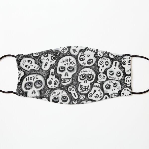 The Skull People Kids Mask