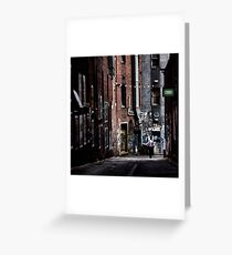 Tryst Greeting Card