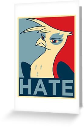 HATE by mdesign