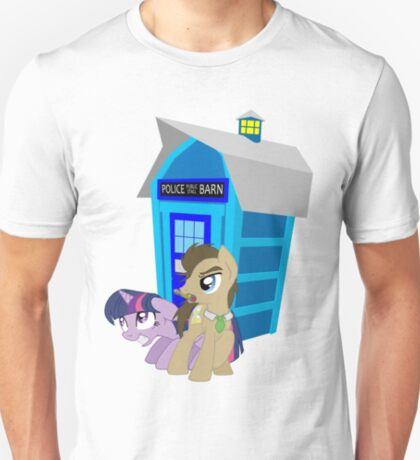 Doctor And Twi T-Shirt