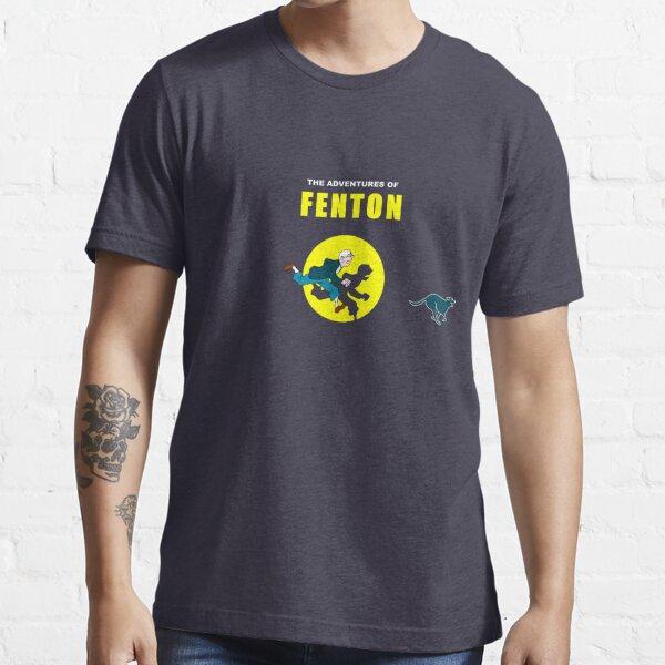 Las aventuras de Fenton Camiseta esencial