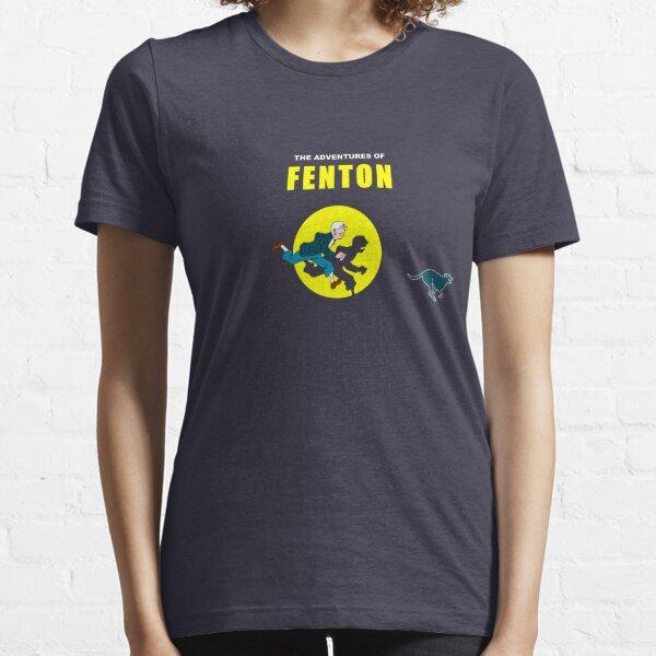 Les aventures de Fenton T-shirt essentiel