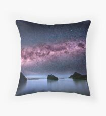 Galtic Rocks Throw Pillow