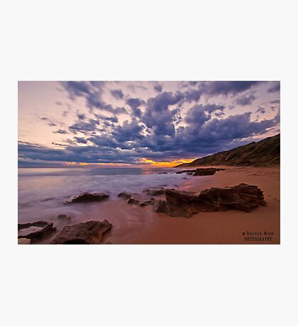 Point Lonsdale Sunset Photographic Print