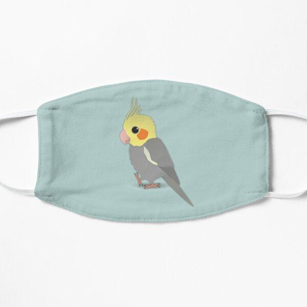 Cute male cockatiel Mask