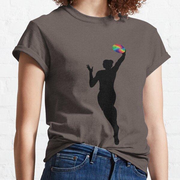 Logotipo de la WNBA Camiseta clásica