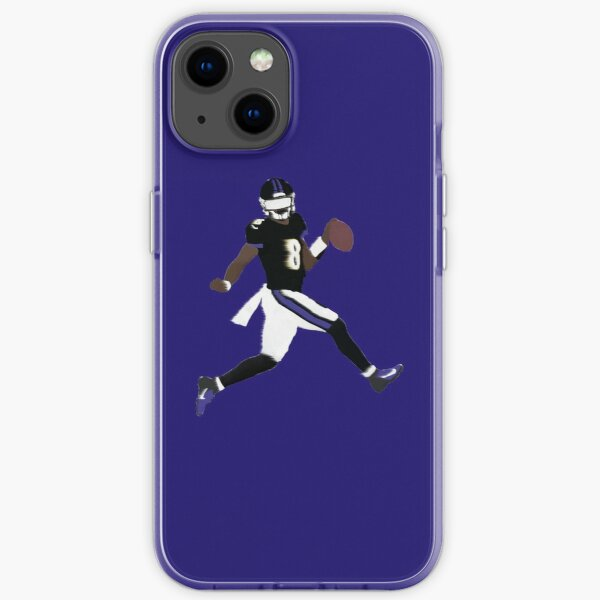 Lamar Jackson Ravens iPhone Soft Case