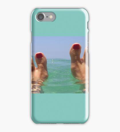 afloat iPhone Case/Skin