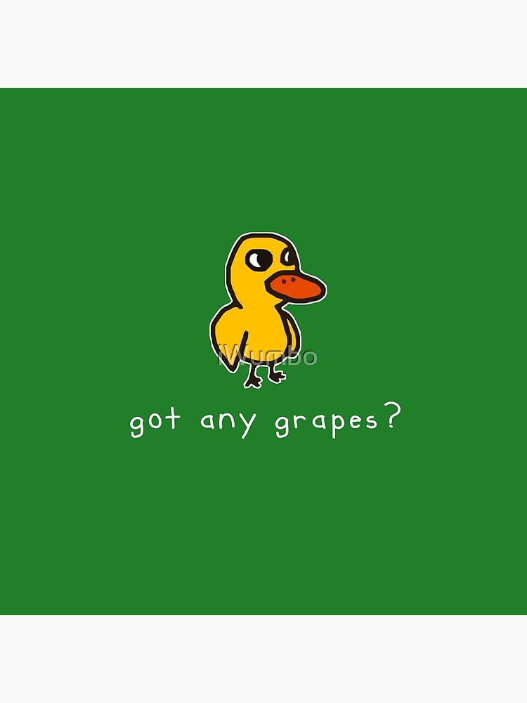 got any grapes? (alt. for dark colored materials) by iWumbo