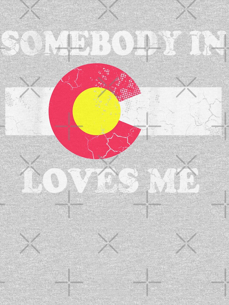 Somebody In Colorado Loves Me by frittata