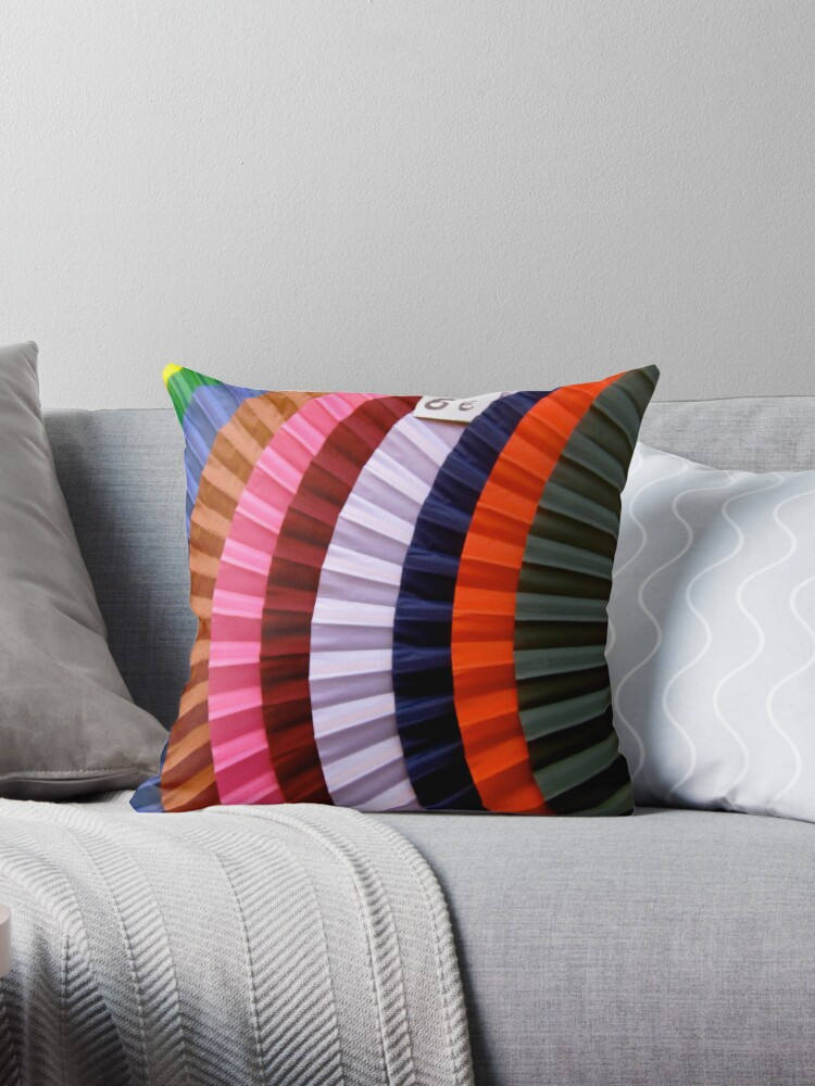 THROW PILLOW FANS by Colleen2012