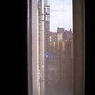 The City through a Window by peterrobinsonjr