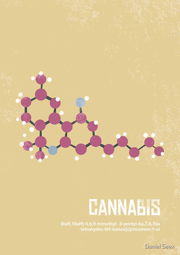 Cannabis by Daniel Seex