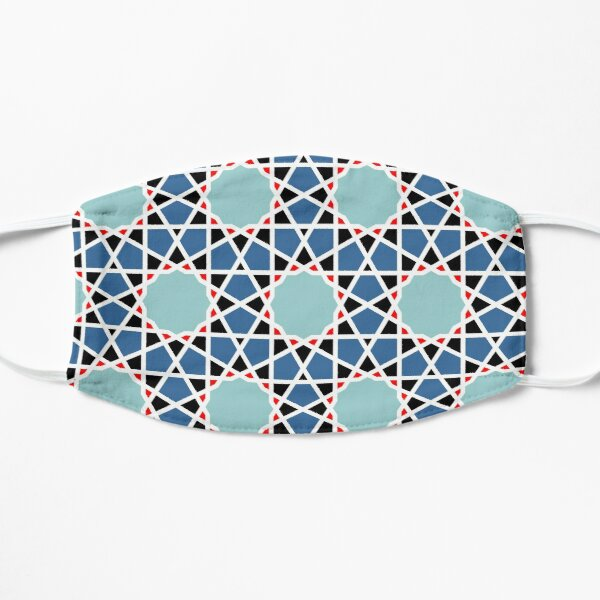 Islamic geometric pattern Mask