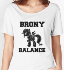 BRONY Little Wing OC Pony Women's Relaxed Fit T-Shirt