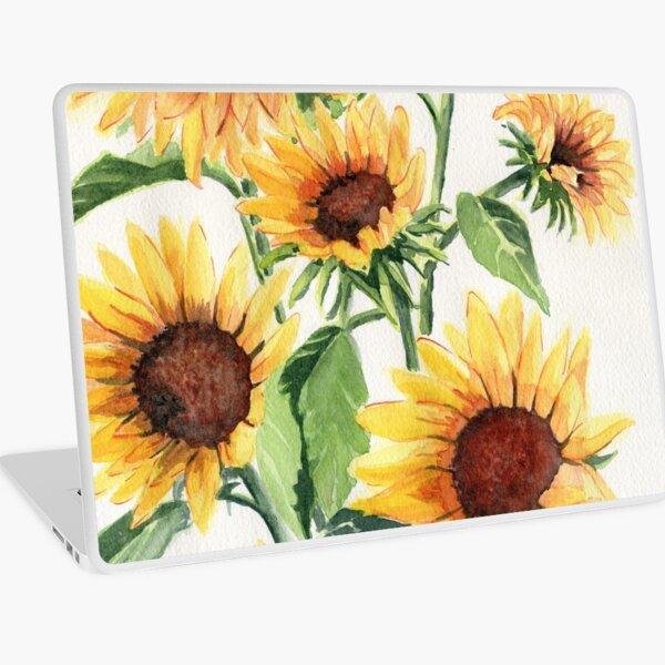 Sunflowers Laptop Skin