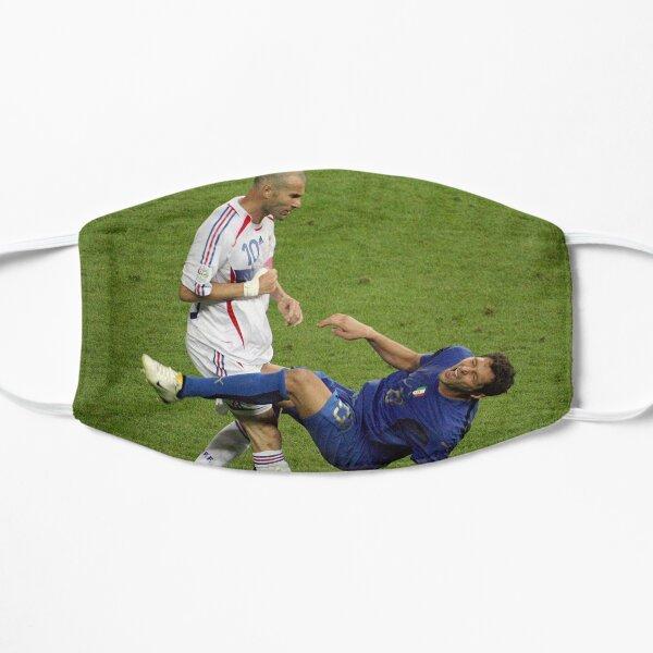 Zidane 2006 Masque sans plis
